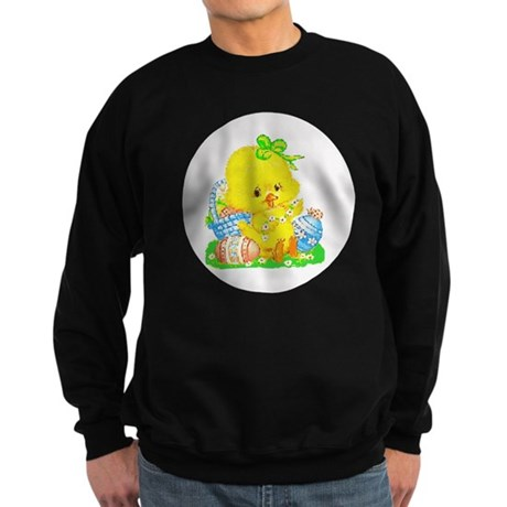 Easter Duckling Sweatshirt (dark)