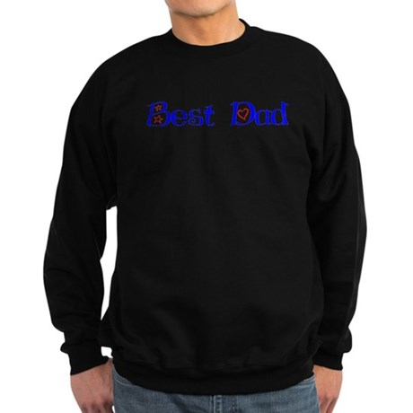 Best Dad Sweatshirt (dark)