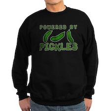 Powered By Pickles Sweatshirt