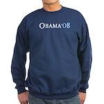 OBAMA'08 Sweatshirt (dark)