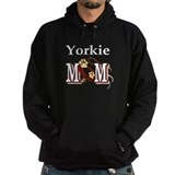 Yorkie Dog Mom Hoody
