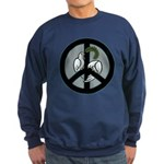 Peace & Doves Sweatshirt (dark)