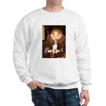 Queen / Beagle (#1) Sweatshirt