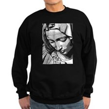 PIETA-VIRGIN MARY Sweatshirt