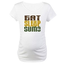 Eat Sleep Sumo Shirt
