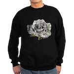 Musical Rose Sweatshirt (dark)