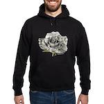 Musical Rose Hoodie (dark)