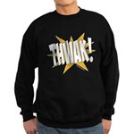 THWAK! Sweatshirt (dark)