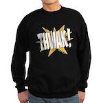 THWAK! Sweatshirt (dark)