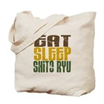 Eat Sleep Shito Ryu Tote Bag