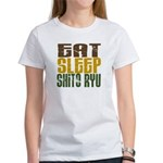 Eat Sleep Shito Ryu Women's T-Shirt