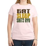 Eat Sleep Shito Ryu Women's Light T-Shirt