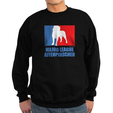 ML Affenpinscher Sweatshirt (dark)