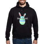 Easter Egg Bunny Hoodie (dark)