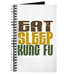 Eat Sleep Kung Fu Journal