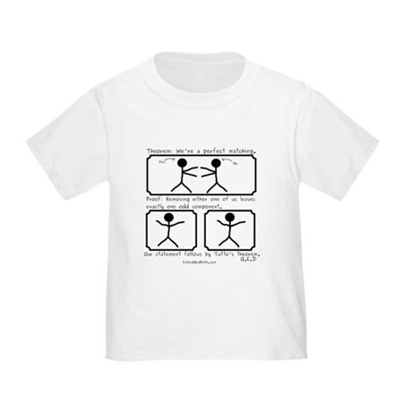 Perfect Matching - Toddler T-Shirt
