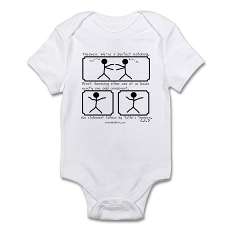 Perfect Matching - Infant Bodysuit