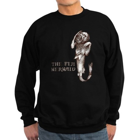 Fiji Mermaid Sweatshirt (dark)
