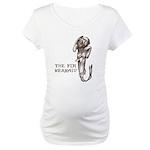 Fiji Mermaid Maternity T-Shirt