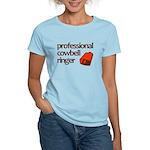 """""""Cowbell Ringer"""" Women's Light T-Shirt"""
