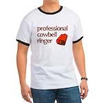 """""""Cowbell Ringer"""" Ringer T"""