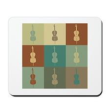 Cello Pop Art Mousepad