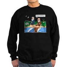Fishing with Moses Sweatshirt