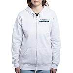 Straightjacket Women's Zip Hoodie
