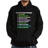 Swim Excuses Hoody