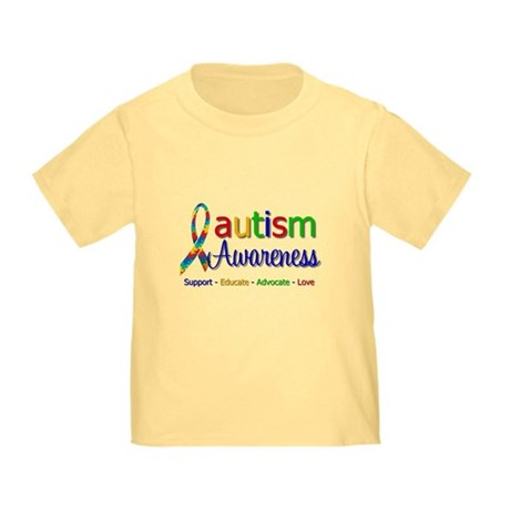 Autism Awareness Toddler T-Shirt