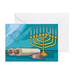 Masonic Chanukkah Greeting Cards (Pk of 20)