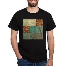 Biomedical Engineering Pop Art T-Shirt