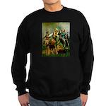 Spirit '76 - Airedale #6 Sweatshirt (dark)