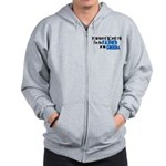 Father of the Groom Zip Hoodie
