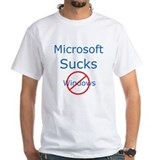 Microsoft Sucks, Linux Rocks Shirt