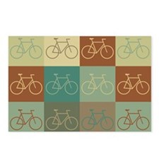 Bicycling Pop Art Postcards (Package of 8)