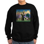 St Francis & Aussie Sweatshirt (dark)