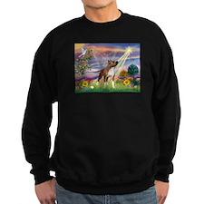 Cloud Angel & Amstaff Sweatshirt