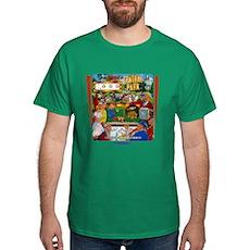 """Gottlieb® """"Central Park"""" Dark T-Shirt"""