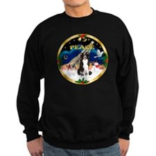 XmasSunrise/Border Collie Sweatshirt