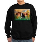 Two Angels / Boston (#4) Sweatshirt (dark)