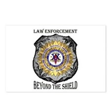 Beyond the Shield Postcards (Package of 8)