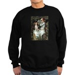 Ophelia & Beagle Sweatshirt (dark)