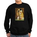 The Kiss & Beagle Sweatshirt (dark)