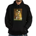 The Kiss & Beagle Hoodie (dark)