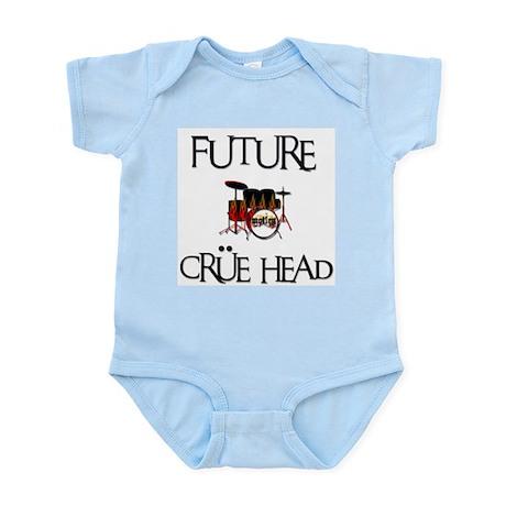 Future Crue Head Infant Bodysuit