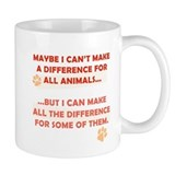 Making a Difference Mug