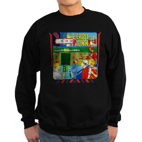 "Gottlieb® ""Cross Town"" Sweatshirt (dark)"