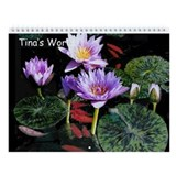 Tina's World Wall Calendar for 2013