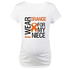 I Wear Orange Niece Shirt